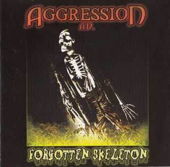 Aggression - Forgotten Skeleton (2004) lossless + mp3