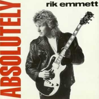 Rik Emmett - Absolutely (1990) Lossless