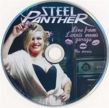 Steel Panther - Live From Lexxi's Mom's Garage (2016) Lossless + mp3 + DVD