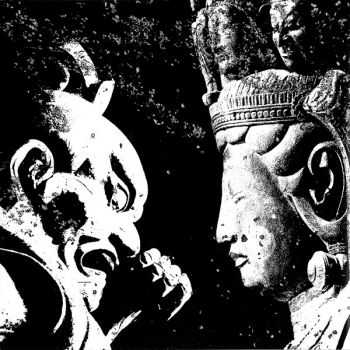 Infernal Necromancy / Kanashimi - Hikari To Yami [split] (2012)