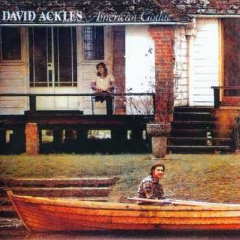 David Ackles - American Gothic 1972 (Reissue 1993)