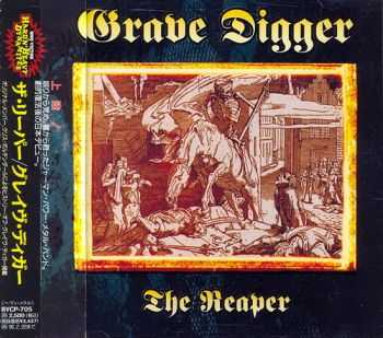 Grave Digger - The Reaper (1993) (Japanes Edition) Mp3+Lossless