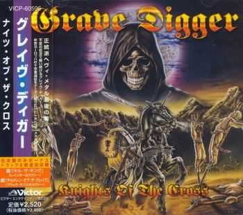 Grave Digger - Knights Of The Cross (1998) Mp3+Lossless (Japanes Edition)