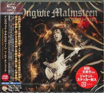 Yngwie Malmsteen - World On Fire (Japanese Edition) (2016)