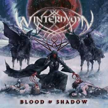 Winterhymn - Blood & Shadow (2016)