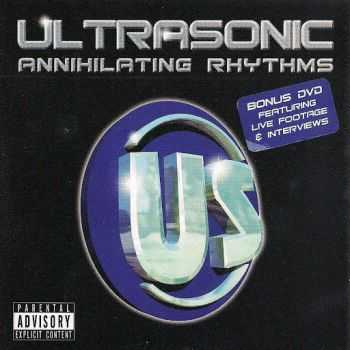 Ultrasonic - Annihilating Rhythms (2005)