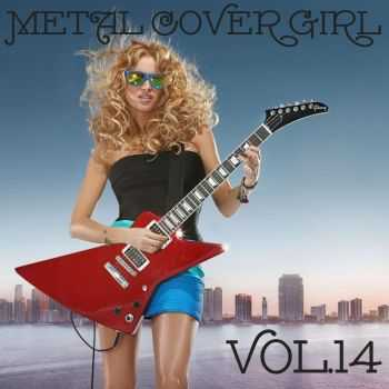VA - Metal Cover Girl Vol.14