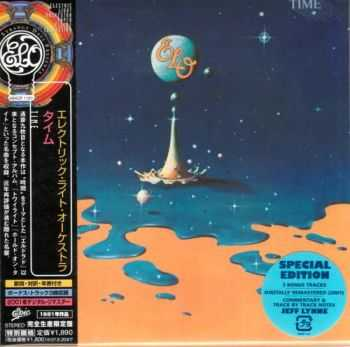 Electric Light Orchestra - Time (1981) (2007 Japanese Edition)