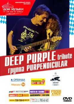 Purpendicular (Deep Purple Cover Band) - Live in Moscow 2013 (Bootleg)