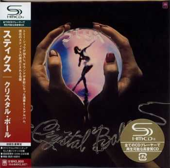 Styx - Crystal Ball (1976) (2009 Japanese Edition)