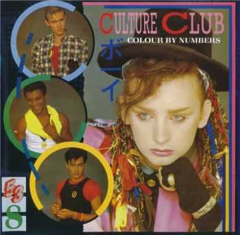 Culture Club - Colour By Numbers (1983)[2003]