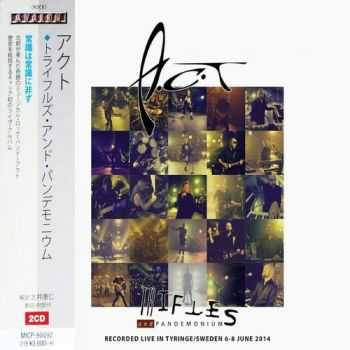 A.C.T - Trifles And Pandemonium (Japanese Edition) (2016) LIVE