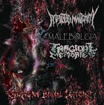 Malebolgia / Infected Malignity / Tragical Memories - Supreme Brutal Legions Vol. 2 ( 2006)