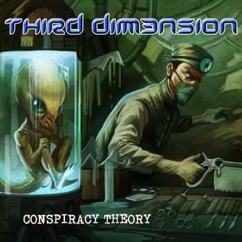Third Dim3nsion - Conspiracy Theory (2015)