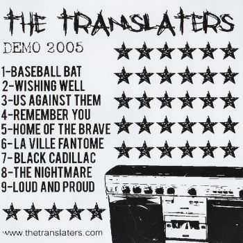 The Translaters - Demo (2005)