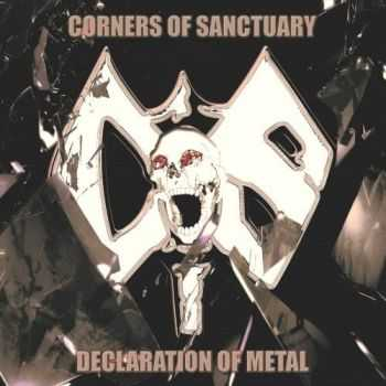 Corners Of Sanctuary - Declaration Of Metal (Compilation) (2016)