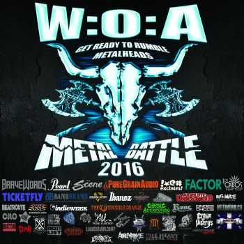 Wacken Metal Battle Canada - Wacken Metal Battle Canada Compilation Vol. 4 (2016)