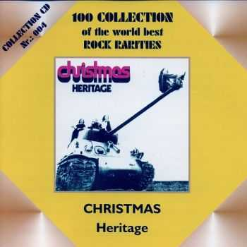 Christmas - Heritage 1970 (Reissue 2001) Lossless