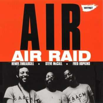 Air - Air Raid 1976 (Reissue 2010)