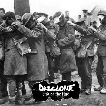 Disclone - End Of The Line [ep] (2016)