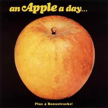 Apple - An Apple A Day 1969 (Reissue 1994)