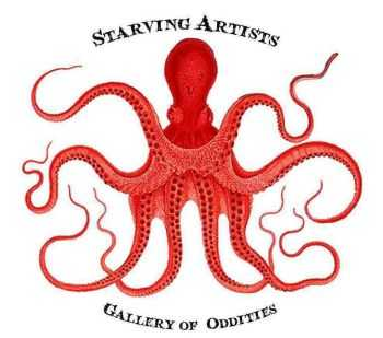 Starving Artists - Gallery Of Oddities (2016)