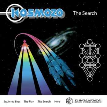 Kosmozo - The search (2011)