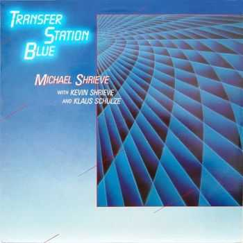 Michael Shrieve with Kevin Shrieve & Klaus Schulze - Transfer Station Blue (1988)