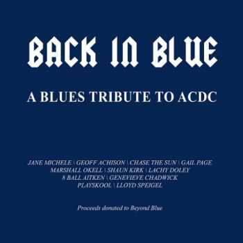 VA - Back In Blue (A Blues Tribute To AC/DC) (2016)