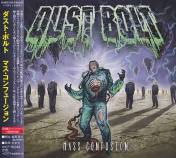 Dust Bolt - Mass Confusion (Japanese Edition) (2016)