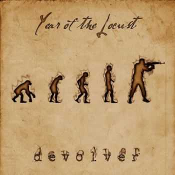 Year Of The Locust - Devolver (2016)