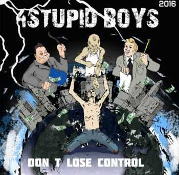 4Stupid boys - Dont Lose Control (2016)