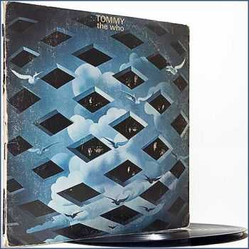 The Who - Tommy (1969) (Vinyl 2LP)