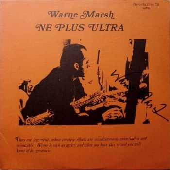 Warne Marsh - Ne Plus Ultra (1970)