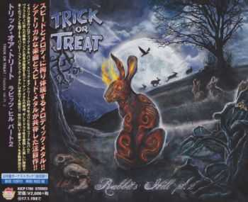 Trick Or Treat - Rabbits' Hill Pt. 2 (Japanese Edition) (2016)