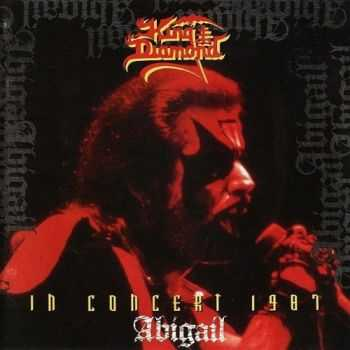 King Diamond - In Concert 1987 - Abigail (1991)