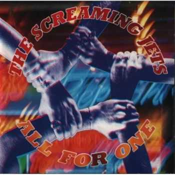 The Screaming Jets - All For One (1991) Lossless