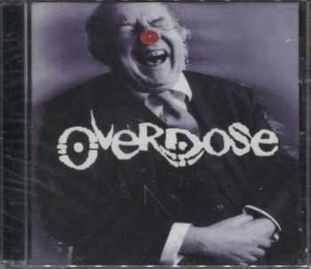 Overdose - Circus Of Death (1992) (LOSSLESS)