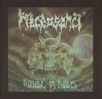 Necrosanct - Equal in Death(1990) LOSSLESS + MP3