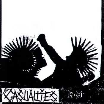 The Casualties - Riot (1992)
