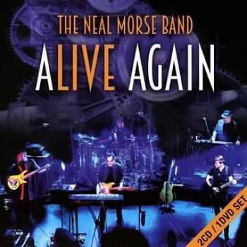The Neal Morse Band – Alive Again (2016)