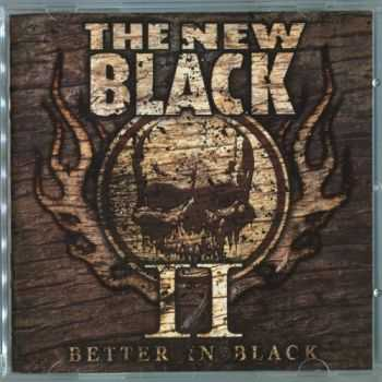 The New Black - II  Better In Black (2011) Lossless