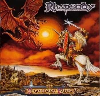 Rhapsody - Legendary Tales (1997) Mp3+Lossless
