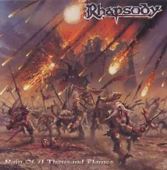 Rhapsody - Rain Of A Thousand Flames (2001) Mp3+Lossless