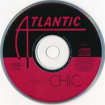 Chic - Dance, Dance, Dance: The Best Of Chic (1991)