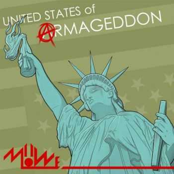 Mowe - United States Of Armageddon (2016)