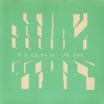 Trans Am - Who Do We Think You Are 1999 (EP)