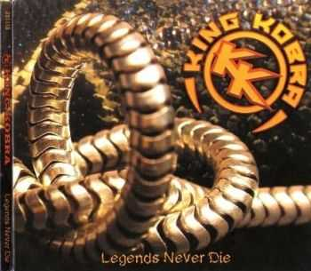 King Kobra - Legends Never Die [2CD] (2011) Lossless