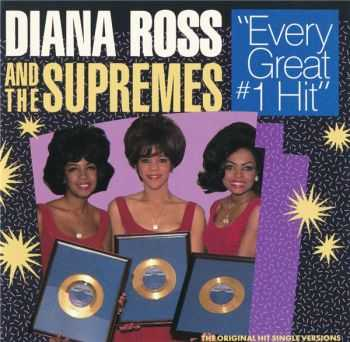 Diana Ross And The Supremes - Every Great #1 Hit (1987)