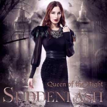 Suddenlash - Queen Of The Night (Single)  (2016)